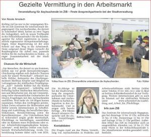 2015_12_03_ZvW_Schorndorf Aktuell_Vermittlung in den Arbeitsmarktt