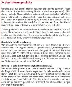 2016_03_16_Ehrenamtsnewsletter der Stadt_Versicherungsschutz